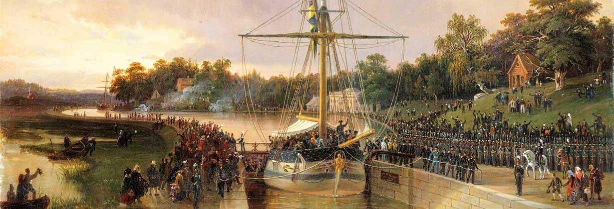 Our boats - Boats | Hyr bt p Gta kanal